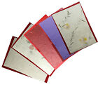 Sheets of A4 Floral Mulberry Paper
