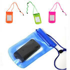 Waterproof Underwater Pouch Dry Bag Dry Case For Mobile Phone Hi-Q