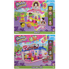 Shopkins Kinstructions Scene Choice Of Set One Supplied NEW
