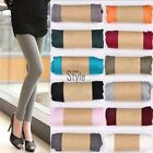 NEW Fashion Women's Sexy Stretchy Skinny Cotton High Waist Leggings TXST