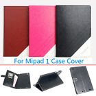 """7.9"""" Fashion Leather Wallet Case Cover For Xiaomi Mipad1 Tablet PC Card Holder"""