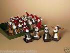2216700 Bear Or Moose In A Metal Sleigh Christmas Holiday Figure Decor Forest