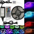 5050 3528 SMD 300leds RGB White LED Strip Light Power Supply For Xmas Garden Dec