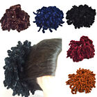 Big Velvet Volumising Scrunchie Hair Tie Bun Clip Hijab Scarf Volumizer Khaleeji