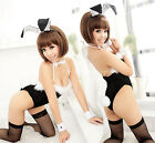 New Sexy Cosplay & Cuty Bunny Girl Costmes with Bowtie Q1