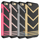 Protective Soft Frame Bumper Hybrid Rubber Case Cover Skin for iPhone 6 6S  Plus