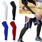 New Football Basketball Cycling Stretch Leg Knee Protector Long Sleeve Cover