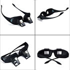 Bed Prism Spectacles Horizontal Lazy Lying Down Bed Reading Glasses GLass HOT