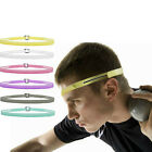 Outdoor Men's Womens Sport gutter Sweat Band / Head Band Hard hat Hair Band WYL