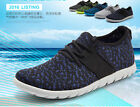 New Fashion Men Sneakers Leisure Lace Up Breathable Sports Running Shoe