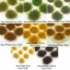 120 x 4mm  Static Grass Tufts Self Adhesive 28mm  WW2 Wargames Basing Terrain