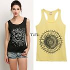 Sexy Women Fashion Summer Vest Top Sleeveless Blouse Casual Tank Tops T-Shirt TX