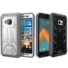 Dual-Layer+Built-In Screen Protector Combination Case For HTC One M9 / HTC 10