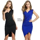 Women Sexy Summer Bandage Slim Bodycon Evening Party Cocktail Short Mini Dress