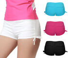 Women Bikini Bottom Shorts Slip Bathing Suit Swimwear Swimsuit Mini Boardshorts
