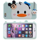 HOT Shockproof Lovely Duck Impact Mickey Case Cover skin For Apple iPhone Mobile
