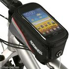 JP Cycling Bike Bicycle Frame Iphone Holder Pannier Mobile Phone Case Bag Pouch