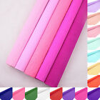 DIY Crepe Paper Wedding Birthday Party Flower Decoration Paper Streamer Roll