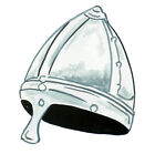 Sticker Decal Outdoors Nature Wildlife and History - Viking Helmet 1