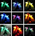 JP 1Pair Glow In Dark Party LED Flash Light Up Stick Strap Shoelaces