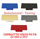 COPRILETTO IN ECOPELLE CON RICAMO SPECIFICO PER VOLVO FH FM 2002-2012