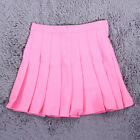 New Fashionable Women Lady High Waist Pleated Skirt Evening Party Dress UR