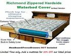 KING/CAL KING Waterbed Mattress Zipper Cover-Add a waterbed mattress for 50% OFF