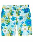 NWT Gymboree Sea Splash Fish Bermuda Shorts Size 3
