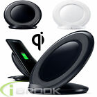 Qi Wireless Fast Charger Charging Stand Dock Pad for Samsung Galaxy Note7 S7 S6