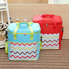 Cool Bag School Picnic Lunch Box Insulated Large Thermal Cooler Novelty 32 Litre