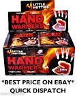 Little Hotties Hand Warmers Pocket Heaters Pairs 1 2 5 20 40 Pack Box