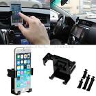 Universal 360° Car Air Vent Mount Holder Cradle Stand For Smart Mobile Phone GPS