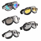 Motocross Motorcycle Goggles Motorbike Scooter Aviator Helmet Glasses Anti Dust