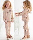 KATE MACK Luxus- Set Royal Shimmer Sweaty + Jegging/Hose Winter 2016/2017 NEU