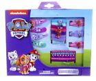 NEW OFFICIAL PAW PATROL GIRLS 20 PIECE HAIR ACCESSORY SET IN BOX CLIPS BANDS