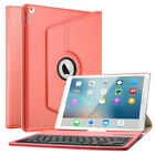 iPad Pro 12.9 Rotating Leather Smart folio Case stand cover +Bluetooth keyboard