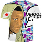 New Fashion Womens/Mens Summer Style Funny 3D Print T-Shirt US06