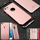 Ultra thin Hybrid Shockproof Full Body Hard Case + Screen Protector For iPhone 7