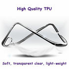 Protective Clear Case TPU Back Cover Electroplated Bumper for iPhone 7/7 Plus