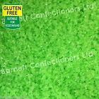 Barnetts Sour Apple Crystals Very Soor Thick Green Sherbet Gluten Free Sweets