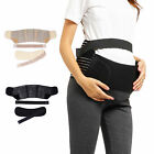 Maternity Pregnancy Belly Belt Waist Back Support Band Belly Bump Brace Strap