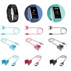 Fitbit Charge 2 Charger Cable, 55CM / 100CM Charger Cord for Fitbit Charge 2