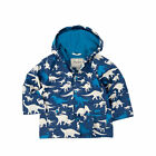 BNWT Hatley Boys Silhouette Dinos Raincoat NEW Waterproof Coat Jacket