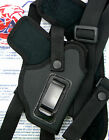 CEBECI SHOULDER HOLSTER RIG with COMFORT TAB RIGHT HAND - Choose Your Gun!