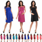 Purpless Maternity Short Sleeved Pregnancy Dress Dresses Polka Dot Lace D004
