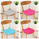 Soft Flannel Chair Saddles Office Home School Chair Seat Cushion Warm Thicken