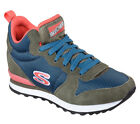NEU SKECHERS Retro Damen Sneakers Turnschuh Memory Foam OG 85 SUPER PHRESH Multi