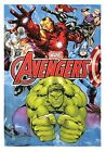 OFFICIAL NEW MARVEL AVENGERS FLEECE BLANKETS CHILDRENS AVENGER BLANKET