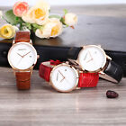 Hot Sale New New Arrival Leather Strap Women Date Analog Quartz Wrist Watch