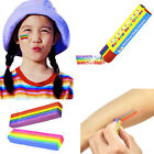 Face Body Painting Oil-based Rainbow Fancy Dress Up Bühne Makeup Halloween Party